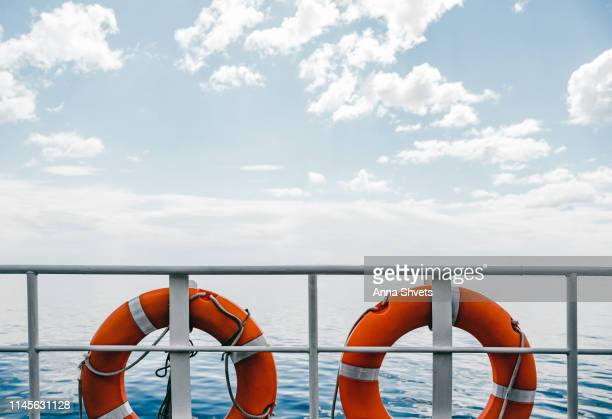 World's Best Cruise Ship Safety Stock Pictures, Photos, and