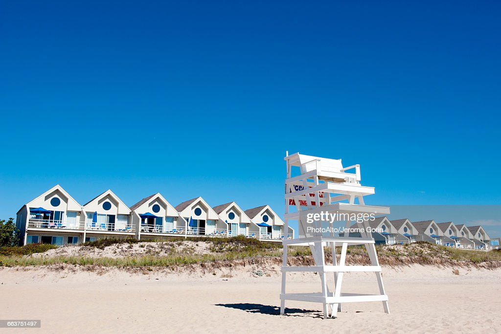 Liuard Chair On Beach Montauk East Hampton New York State Usa