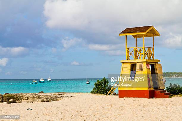 Lifeguard Hut, Barbados