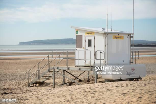 RNLI Lifeguard Hut, Camber Sands