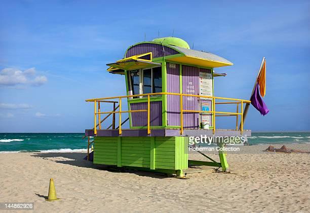 Lifeguard Station Miami