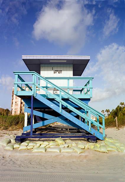 Lifeguard Station, South Beach Wall Art