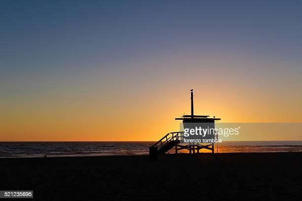 Lifeguard station - Venice (CA)