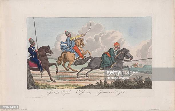 LifeGuards Cossack Officer and Cossack Private Collection
