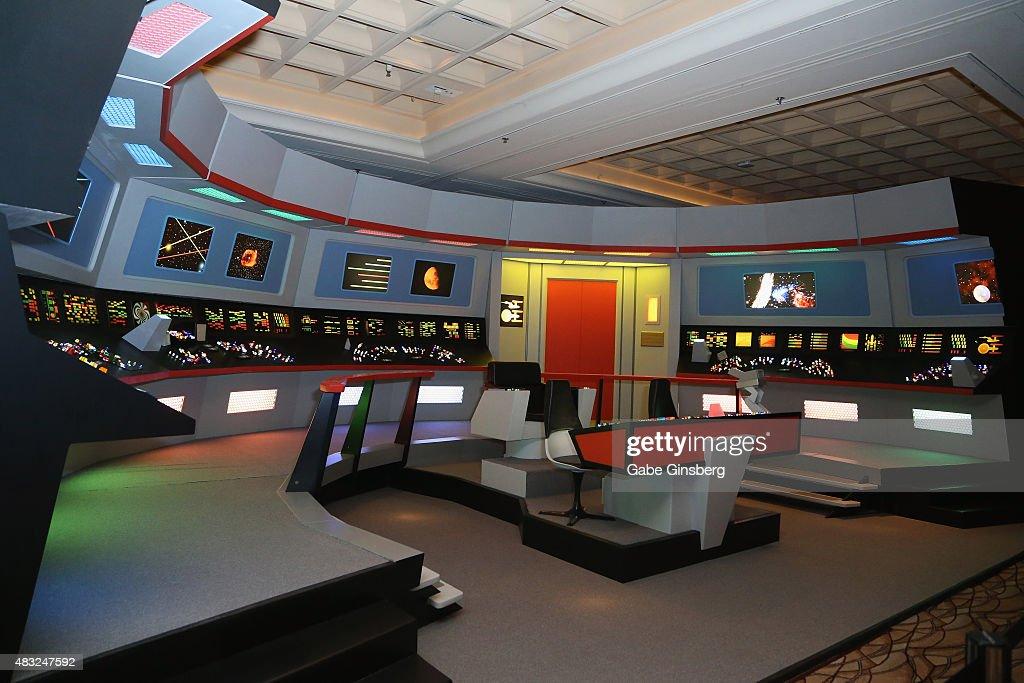 14th Annual Official Star Trek Convention : News Photo
