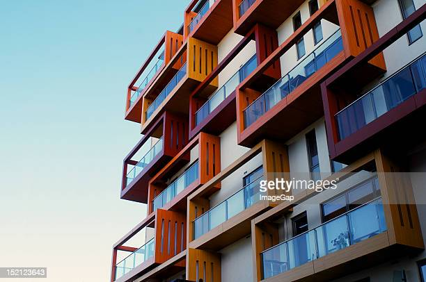 lifestyle apartments - flat stock pictures, royalty-free photos & images