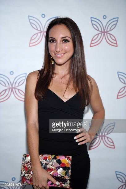 Lifestyle blogger Brielle Galekovic arrives at Project Heal's 4th Annual Gala at Private Residence on September 7 2018 in West Hollywood California