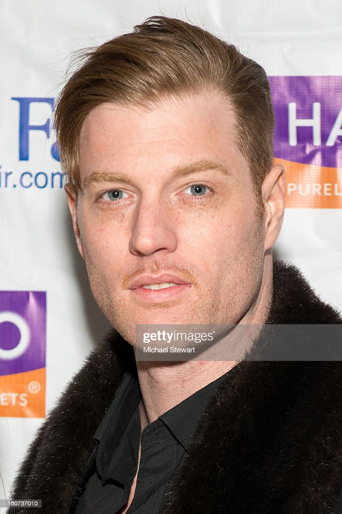 Lifestyle Group CEO Justin Estill attends the TLC's 'Cake Boss' Baby Hope's Most Expensive Pet Wedding in History benefiting the Humane Society episode viewing at Maserati Showroom on February 4, 2013 in New York City.
