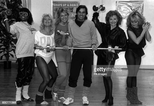 Lifestyle Records enters a new phase with the launch of five new Shape up and Dance LPs featuring George Best and his girlfriend former Miss World...