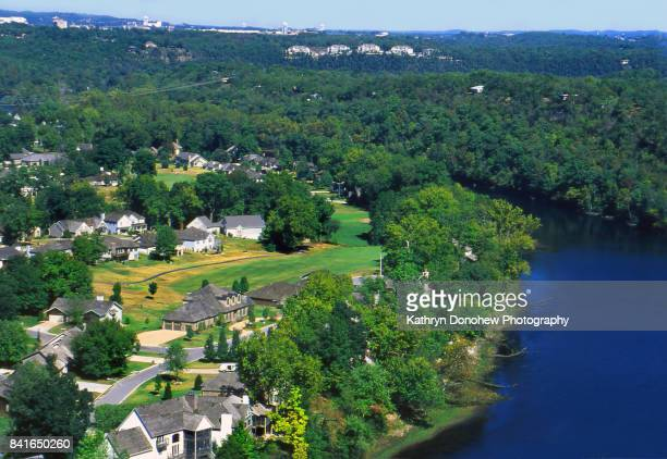 lifestyle-city lakes - ozark mountains stock pictures, royalty-free photos & images