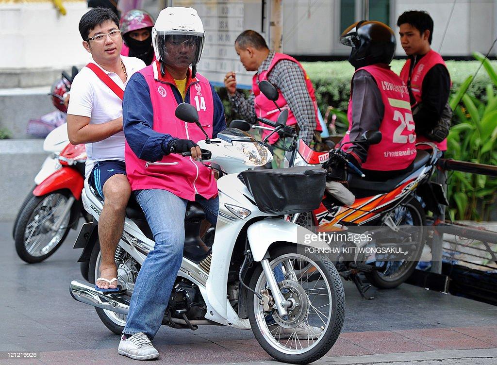 TO GO WITH Lifestyle-Thailand-society-po : Nachrichtenfoto
