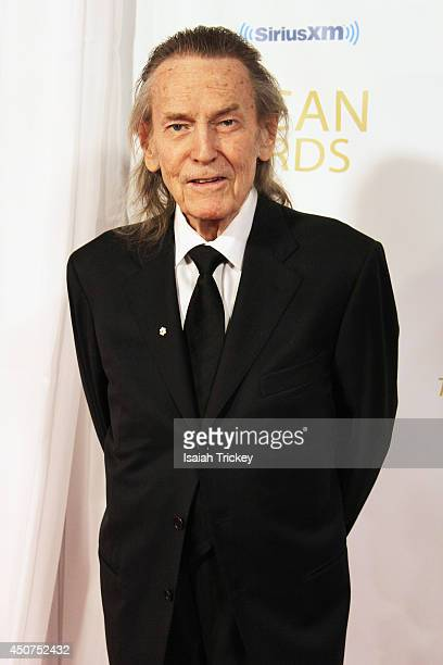 Lifetime Achievement Award winner Gordon Lightfoot attends the 25th Annual SOCAN Awards Gala at Westin Harbour Castle Hotel on June 16 2014 in...