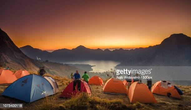 A Lifetime After Sunset at Mt. Rinjani