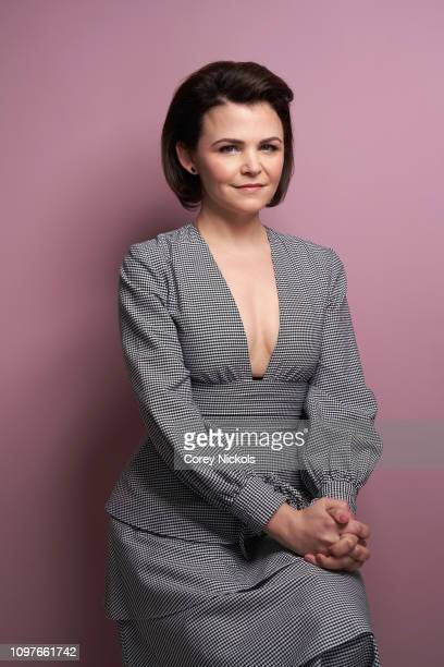 Lifetime director Ginnifer Goodwin poses for a portrait during the 2019 Winter TCA at The Langham Huntington Pasadena on February 10 2019 in Pasadena...