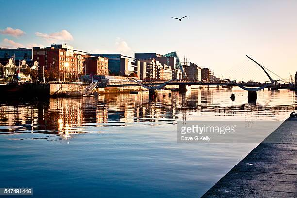 Liffey Quays, Dublin City