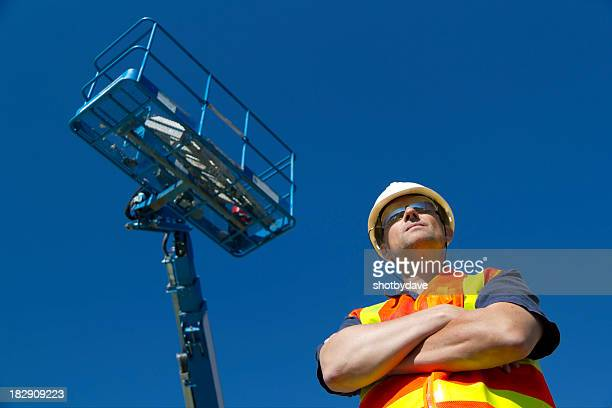 lift operator - crane construction machinery stock pictures, royalty-free photos & images