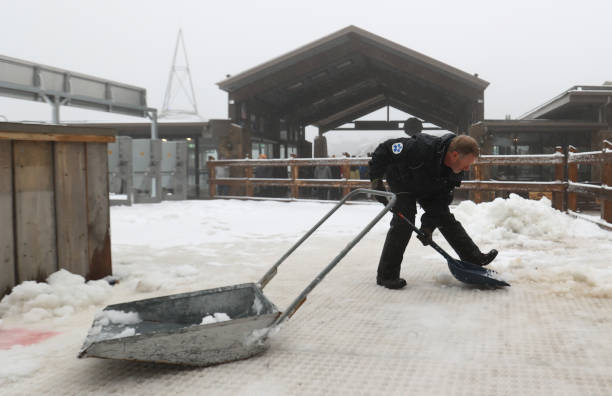 AUS: Victorian Ski Resorts Open As State Comes Out Of Lockdown