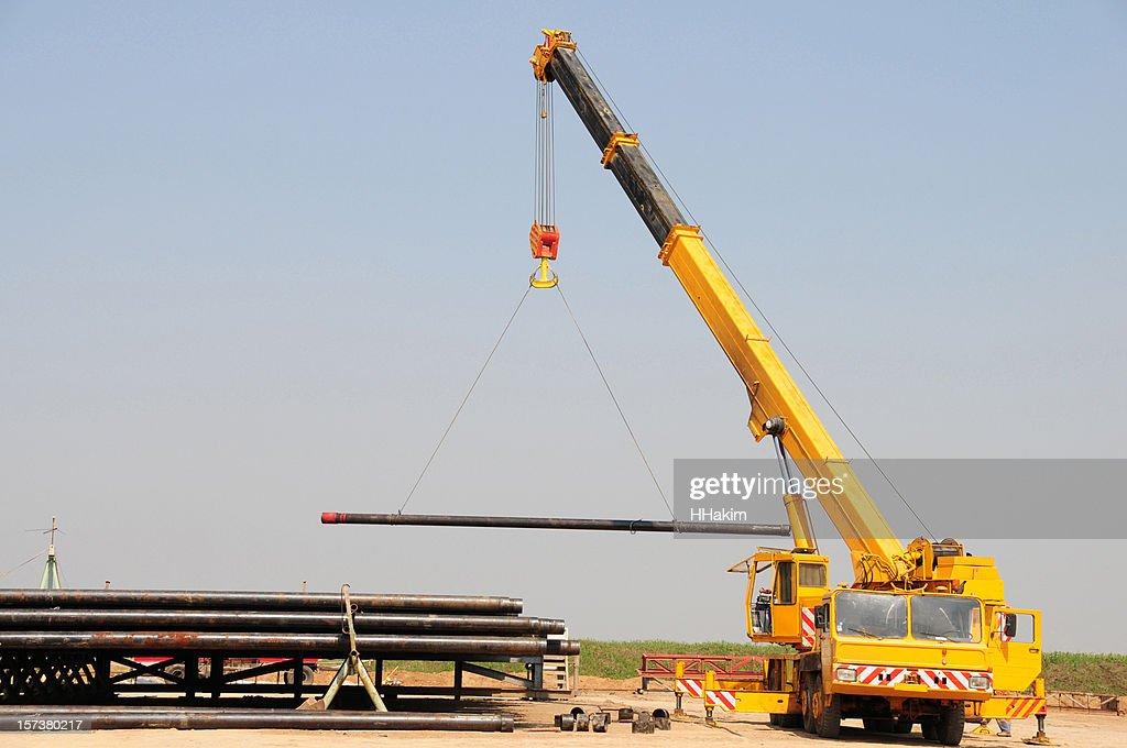 Lifting Crane : Stock Photo