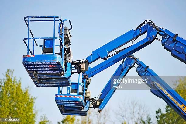 リフティングプラットフォーム - 吊り上げる ストックフォトと画像