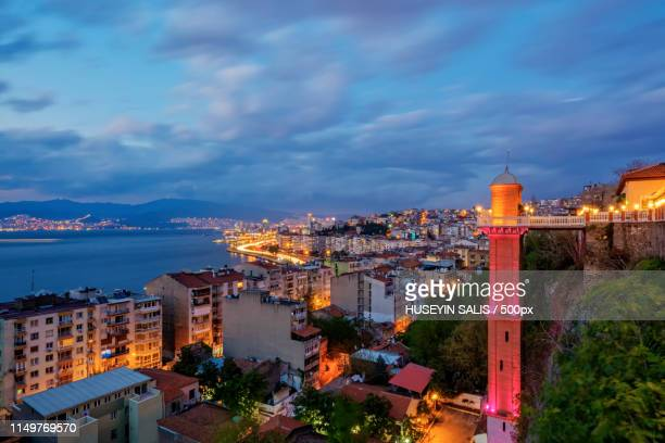 lift-izmir - izmir stock pictures, royalty-free photos & images