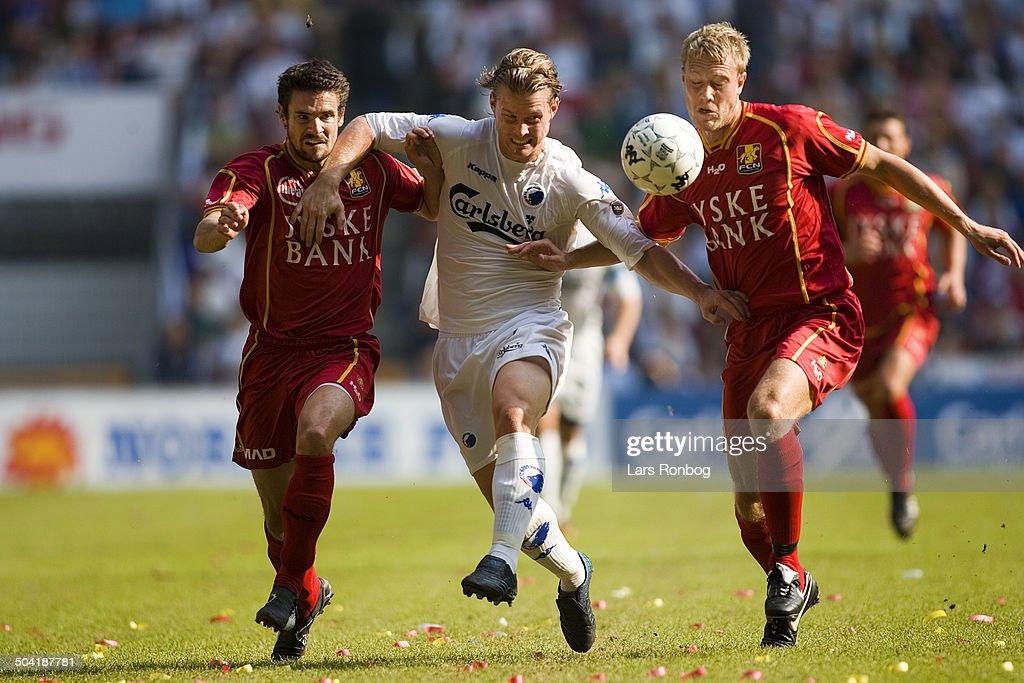 SAS Liga FCK - FC Nordsjælland : Nachrichtenfoto