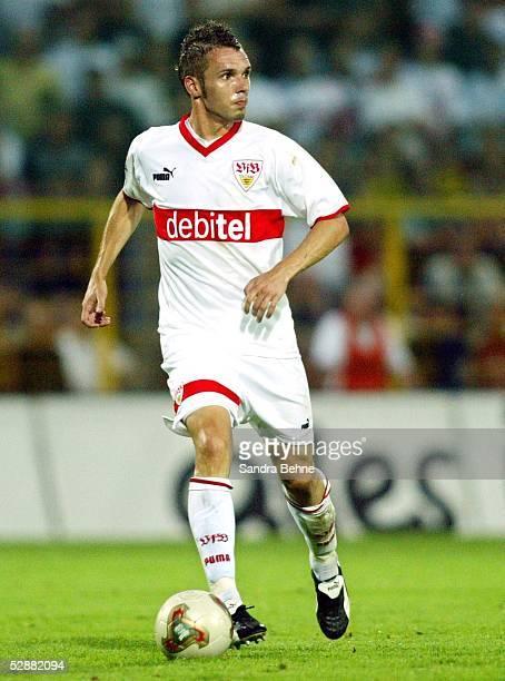 Liga Pokal 2003 Aalen VfB Stuttgart Borussia Dortmund 01 Christian TIFFERT/Stuttgart