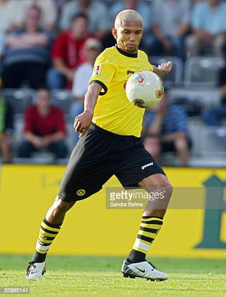 Liga Pokal 2003 Aalen VfB Stuttgart Borussia Dortmund 01 Marcio AMOROSO/Dortmund