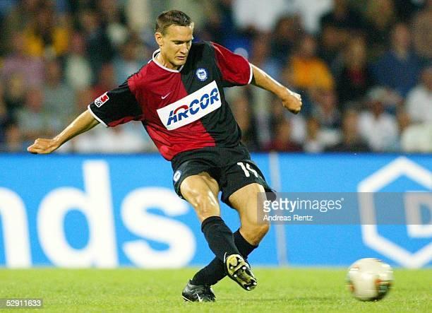 Liga Pokal 2003 Dessau Hamburger SV Hertha BSC Berlin 21 Andreas SCHMIDT/Hertha