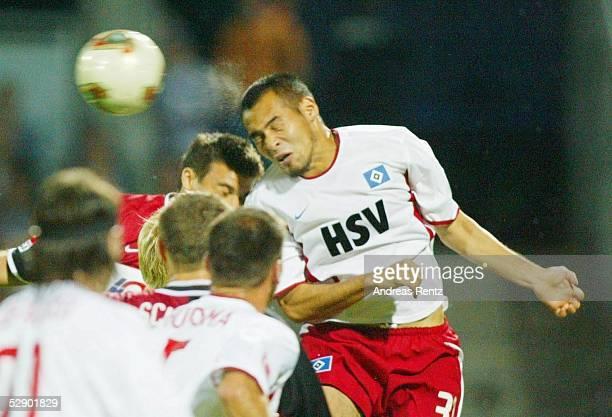 Liga Pokal 2003 Dessau Hamburger SV Hertha BSC Berlin 21 Naohiro TAKAHARA/HSV
