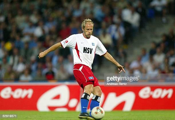Liga Pokal 2003 Dessau Hamburger SV Hertha BSC Berlin 21 Sergej BARBAREZ/HSV