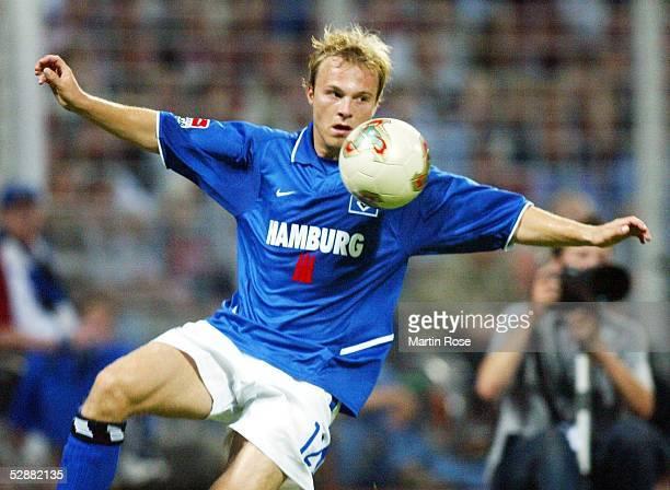Liga Pokal 2003 Jena FC Bayern Muenchen Hamburger SV 47 nE Lars JACOBSEN/HSV