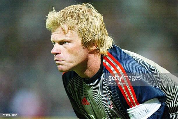 Liga Pokal 2003, Jena; FC Bayern Muenchen - Hamburger SV 4:7 n.E.; Torwart Oliver KAHN/Bayern