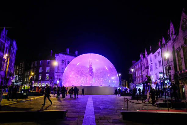 GBR: Preview Of The Durham Lumiere