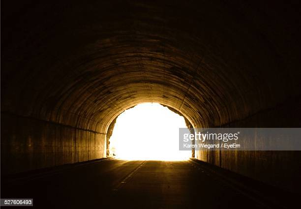 light at end of tunnel - light at the end of the tunnel stock pictures, royalty-free photos & images