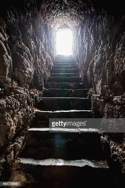 Light At The End Of The Tunnel Kohav Hayarden National Park
