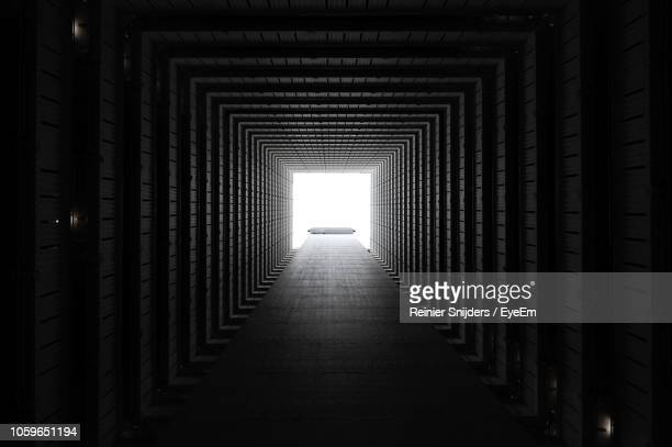 light at the end of the tunnel - light at the end of the tunnel stock pictures, royalty-free photos & images