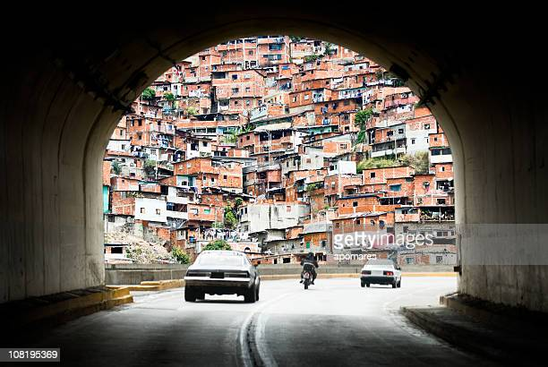 light at the end of tunnel? - venezuela stock pictures, royalty-free photos & images