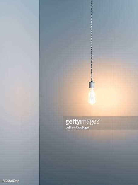 Light Bulb in Corner