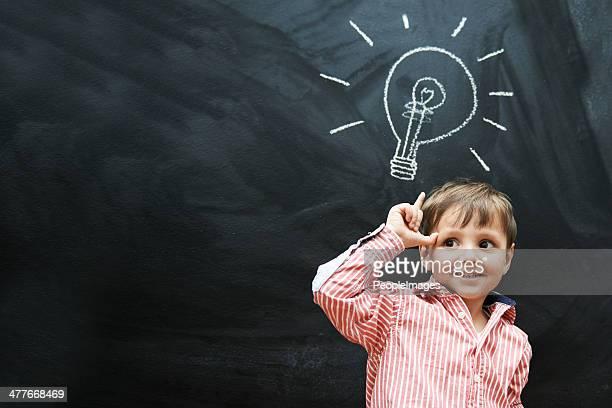 Light bulb moment!