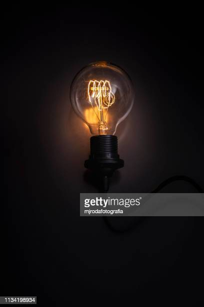 light bulb - resplandeciente stock pictures, royalty-free photos & images
