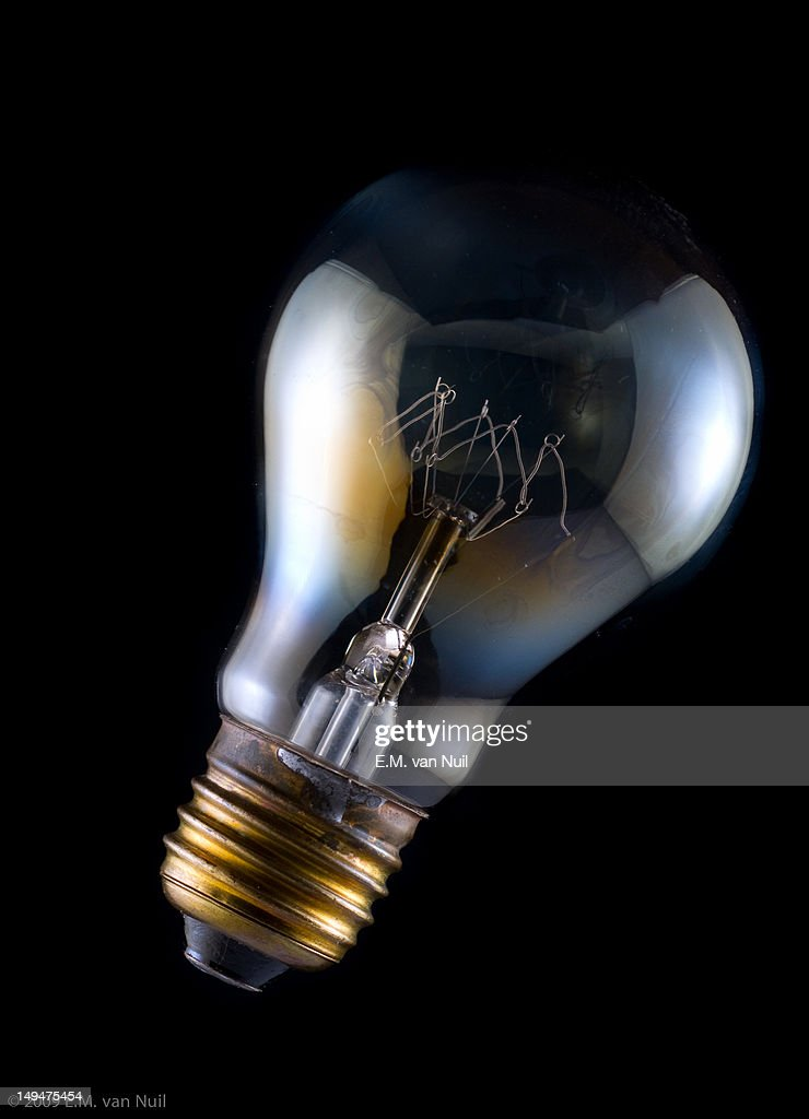 Light bulb : Stockfoto