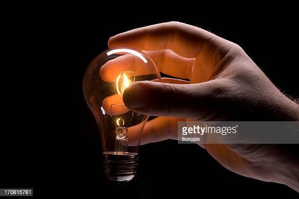 bombilla de luz - incandescent bulb fotografías e imágenes de stock