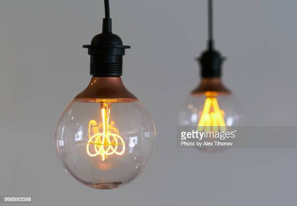 light bulbs - light bulb stock pictures, royalty-free photos & images