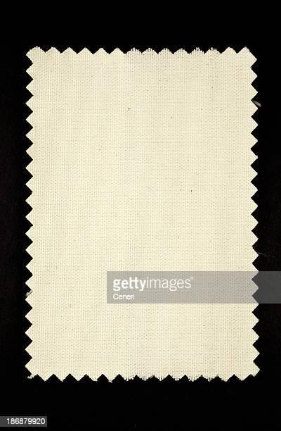 Leichte Stoffmuster auf schwarzem Hintergrund