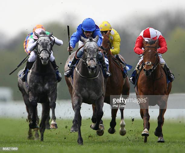 Light From Mars ridden by James Millman wins the Bet With Ladbrokes Get Rewarded Handicap Stakes race run at Windsor Racecourse on April 06 in...