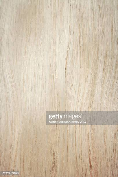 light hair - bleached hair stock photos and pictures