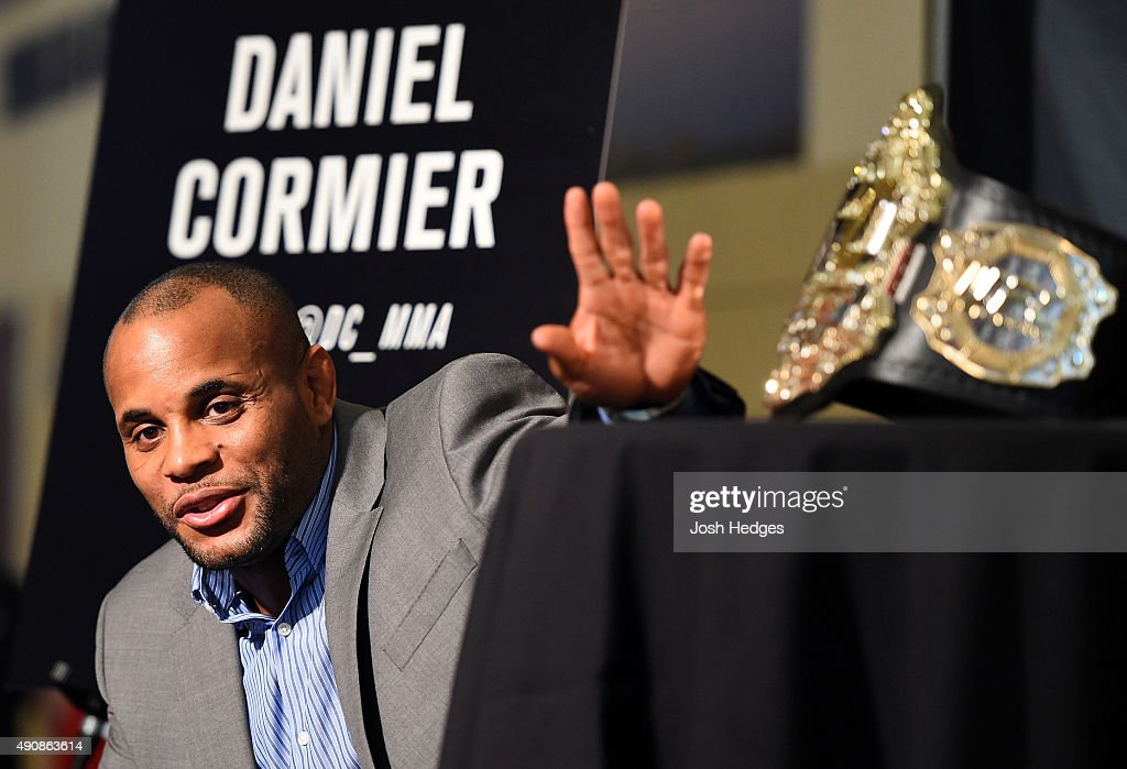 UFC 192 Ultimate Media Day