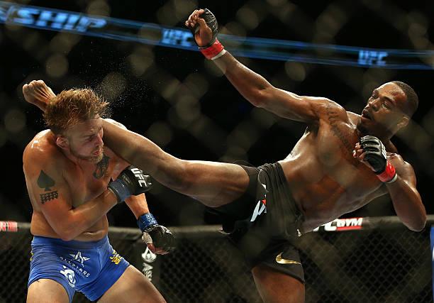CAN: UFC 165