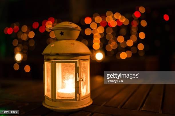 light in dream - ランタン ストックフォトと画像