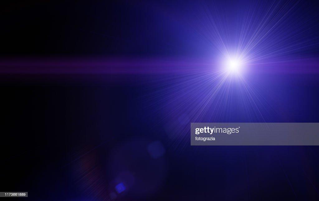 Light in the Dark : Stockfoto